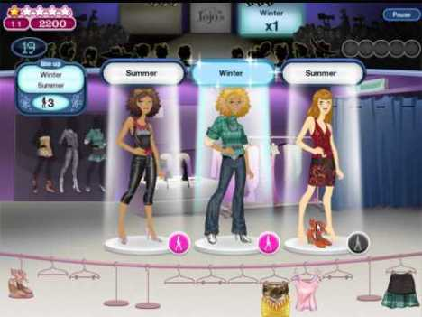 Download Jojo's Fashion Show game for free