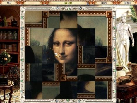 Great Secrets: Da Vinci – Puzzle Pack with Renaissance ... Da Vinci Paintings Secrets